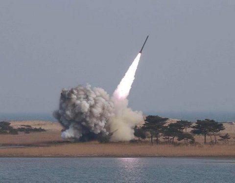 Ракета КНДР ледь не збила пасажирський літак Air France