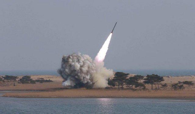 ракетний удар
