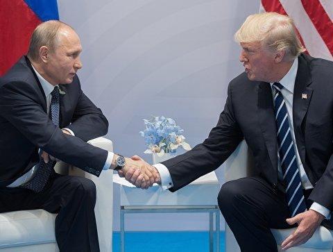 Трамп розповів, коли він запросить Путіна