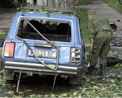 """У """"ЛНР"""" розповіли, хто постраждав від другого вибуху в Луганську"""