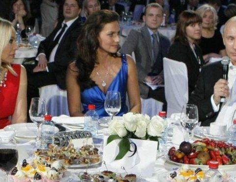 ужин Мути с Путиным