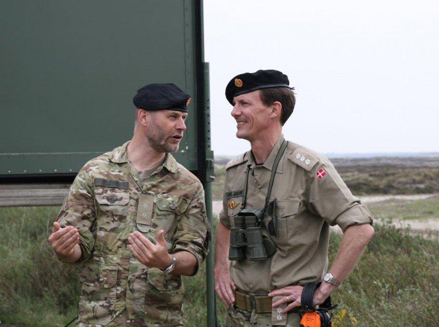 УДанії військових навчать якпротистояти дезінформації РФ