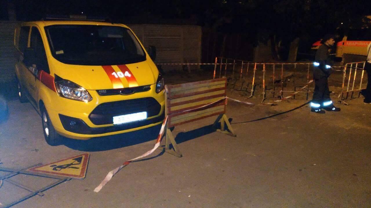 УКиєві обстріляли чергову бригаду Київгазу