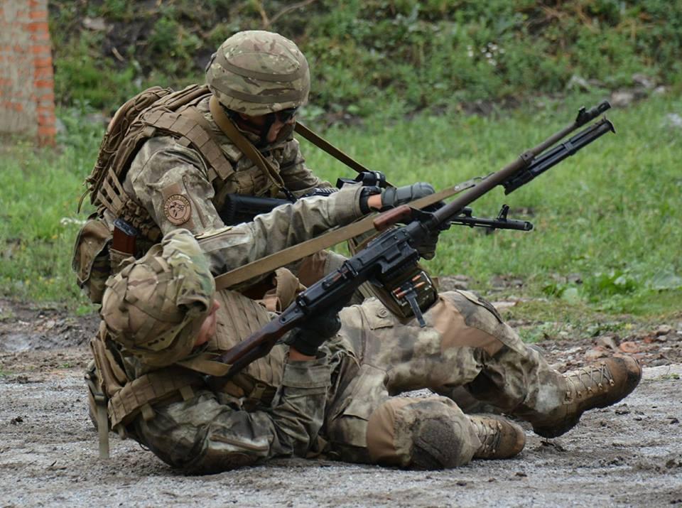 США оборудовали военный учебный центр под Львовом на $22 млн