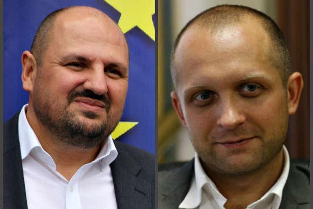 Від «бурштинових» Розенблата і Полякова вимагатимуть здати паспорти
