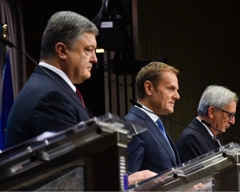 Саммит Украина-ЕС: как евроустремления встретились с непониманием