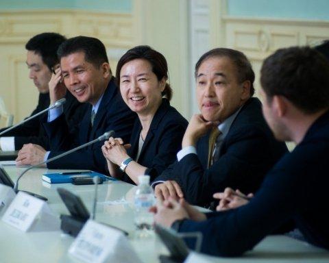 Новую транспортную схему для Киева разработают в Корее