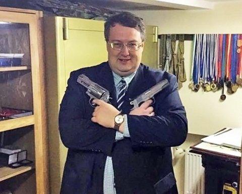 Радник міністра внутрішніх справ Антон Геращенко