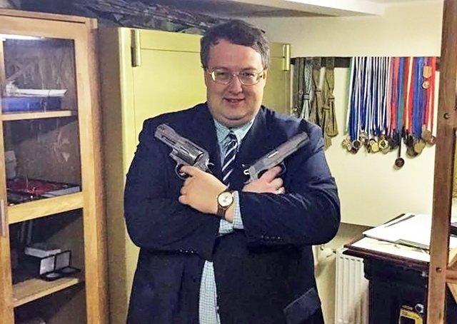 Стало известно, сколько оружия на руках у украинцев
