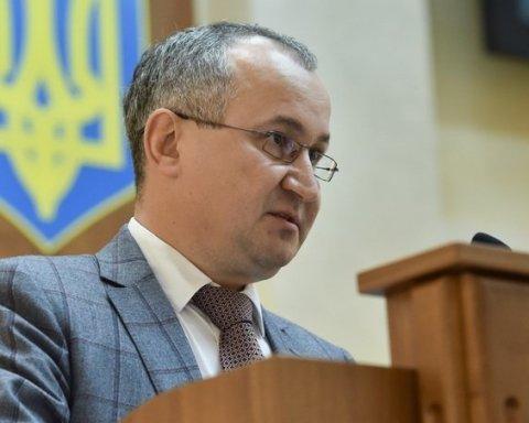 голова СБУ Василь Грицак