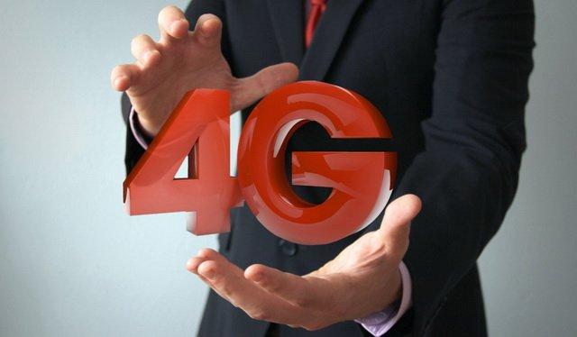 технології 4G зв'язку