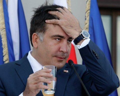 Грузия упрекнула Порошенко темой экстрадиции Саакашвили