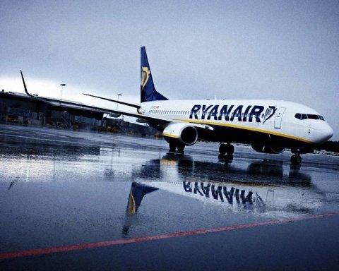 Пілоти Ryanair проведуть страйк
