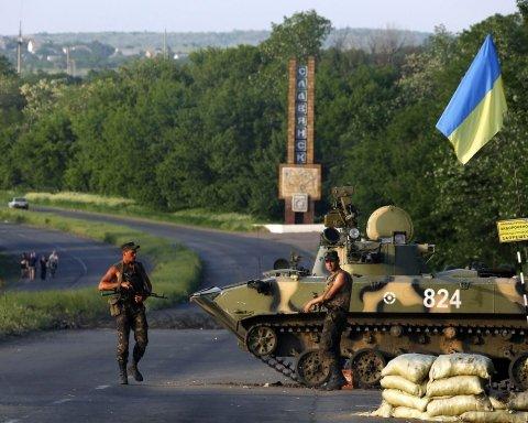 Как освобождали Славянск: трупы в камышах и украинский флаг над городом