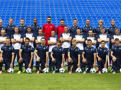 Донецький «Олімпік» стартував в Лізі Європи