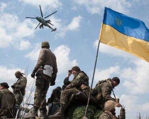 Боевики на Донбассе трижды открывали огонь по ВСУ