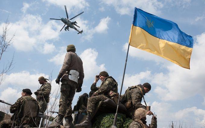 Штаб АТО: ВДонбассе при обстрелах умер военный