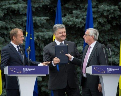 Порошенко отримав важливий документ від Європейської Ради