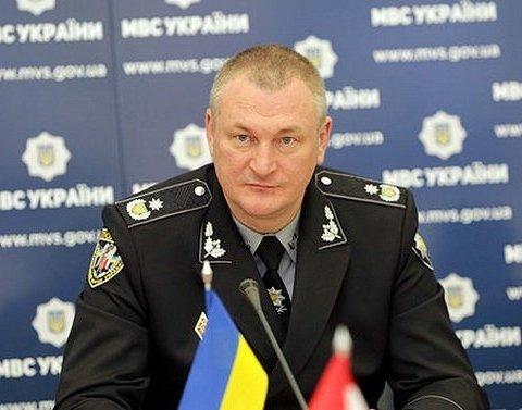 Керівник Нацполіціі України Сергій Князєв