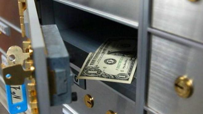 ВКремле пояснили рекордный отток вложений денег из Российской Федерации