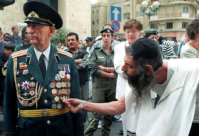 РФ  будет платить пособия ветеранам войны вИзраиле