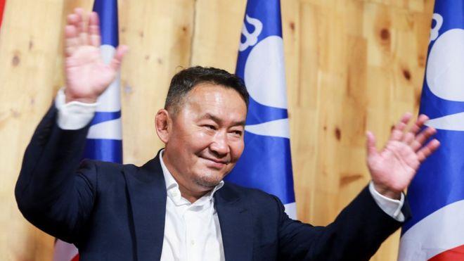 ВМонголии начался 2-ой тур президентских выборов