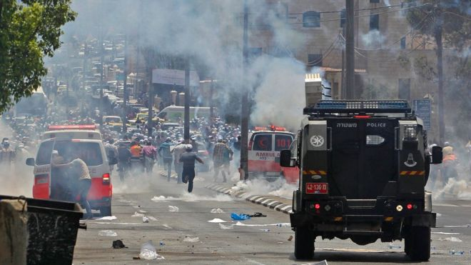 Палестинці заморозили контакти з Ізраїлем «наусіх рівнях»