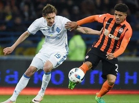 «Шахтар» і «Динамо» зійшлися в матчі за Суперкубок