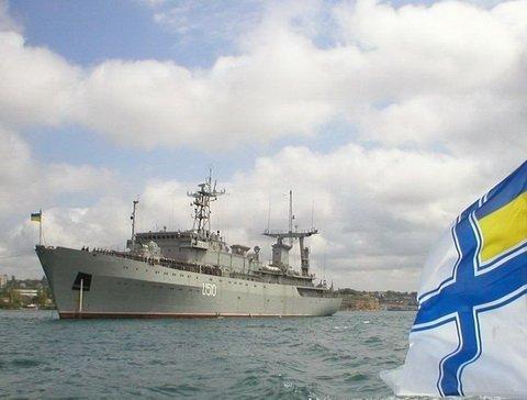 Парубій привітав військових моряків з днем Військово-Морських сил України