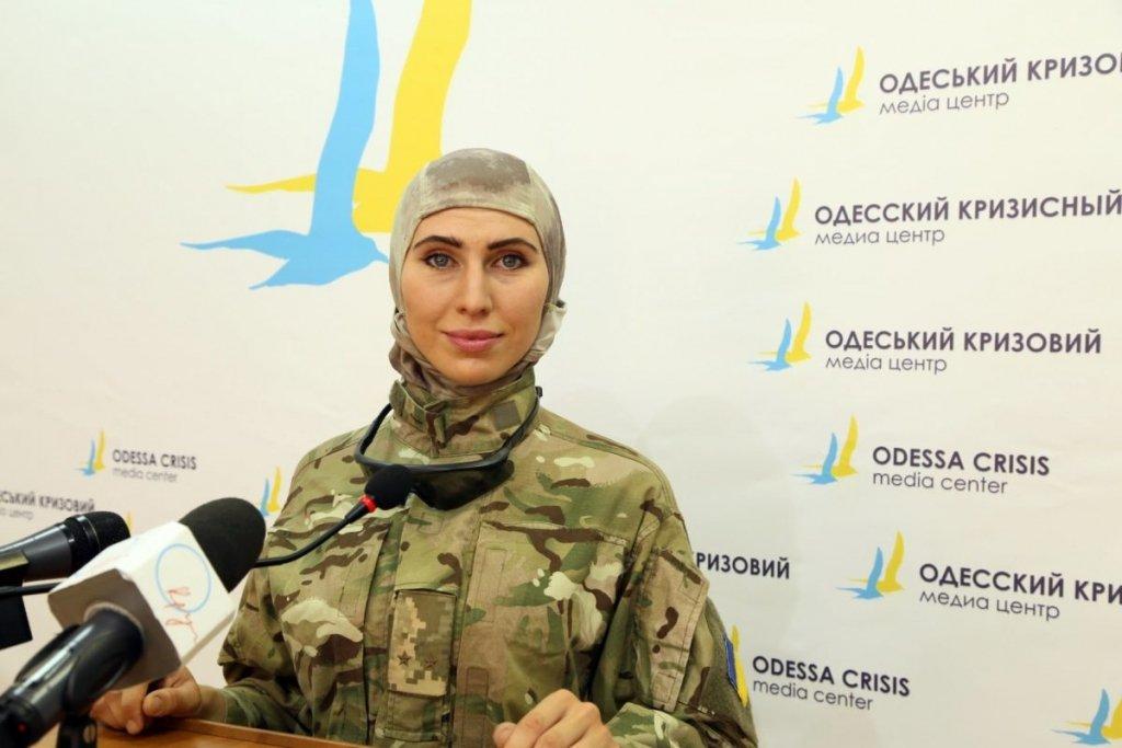 Аміна Окуєва: Я думаю, що Кадиров дуже хоче нашої смерті