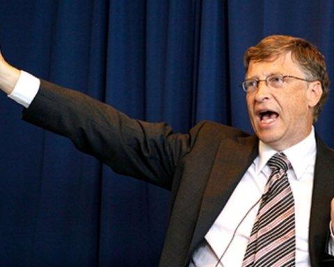 Білл Гейтс застеріг Європу від дружелюбності до біженців