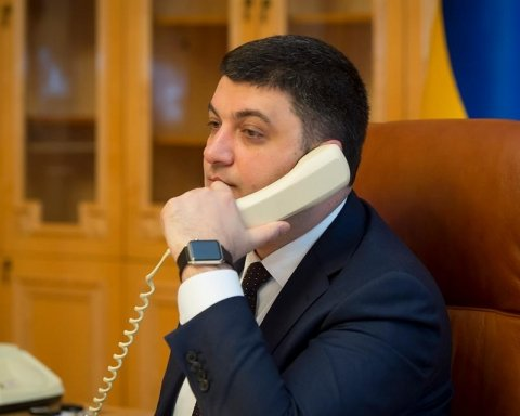 Гройсман узяв на олівець масове отруєння дітей у Бердянську