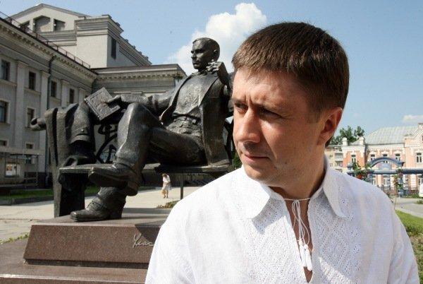 Найка Борзова невпустили вгосударство Украину