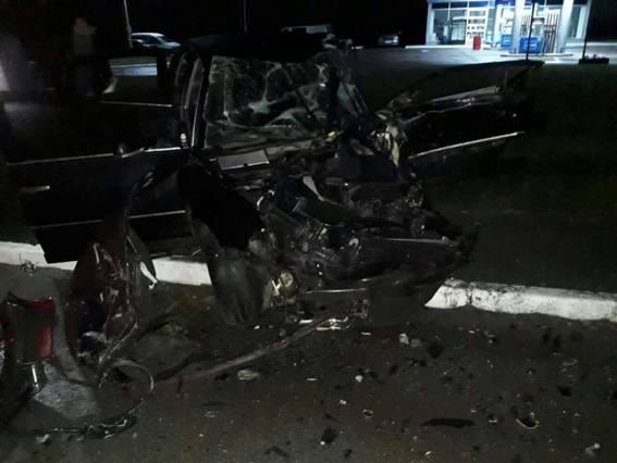 На Львівщині в ДТП загинула жінка та постраждали восьмеро чоловік