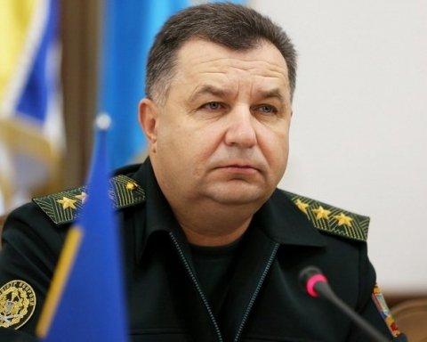 Полторак сообщил, какое вооружение Украина ожидает получить от Запада