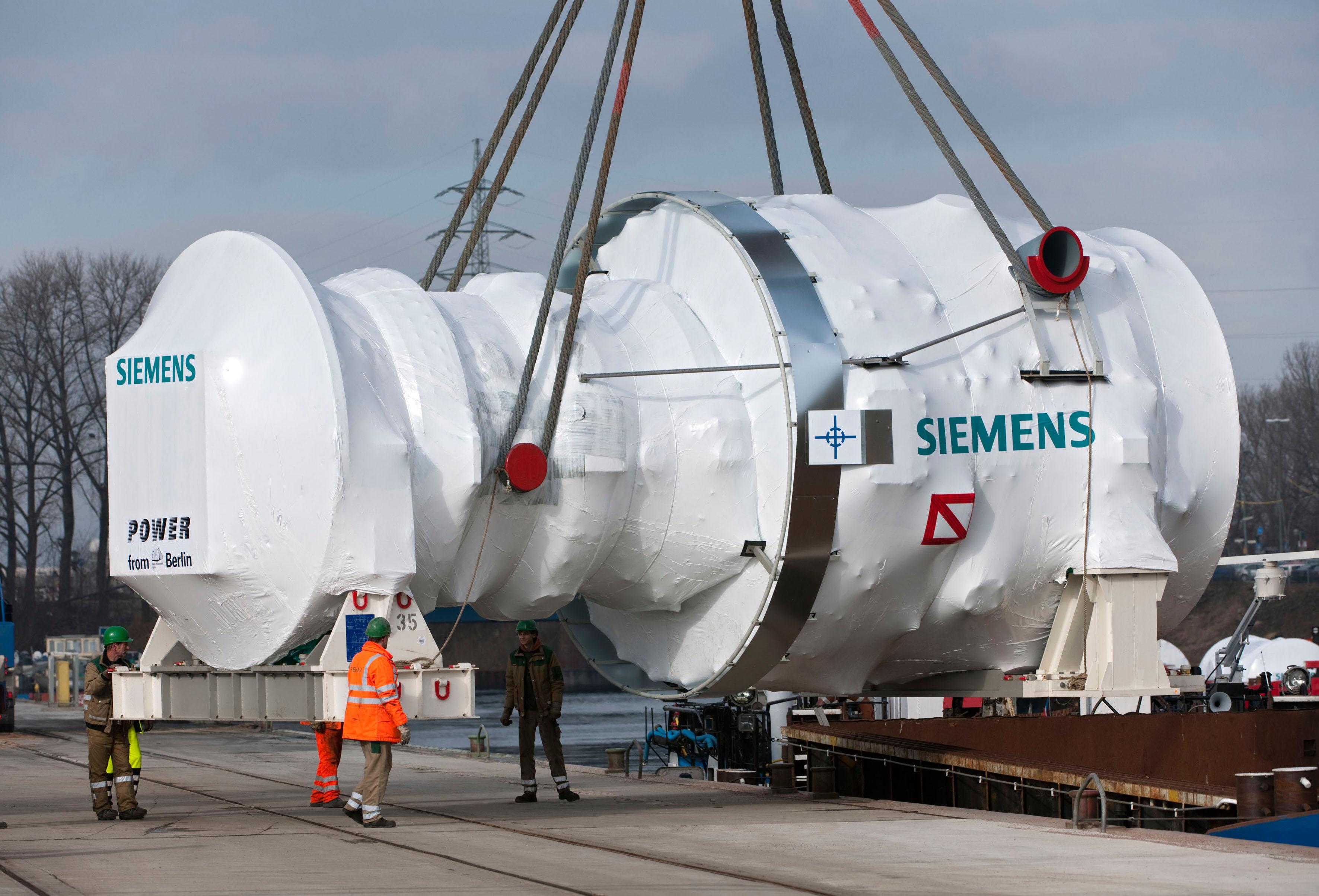 Siemens после скандала с Крымом продает бизнес по производству турбин