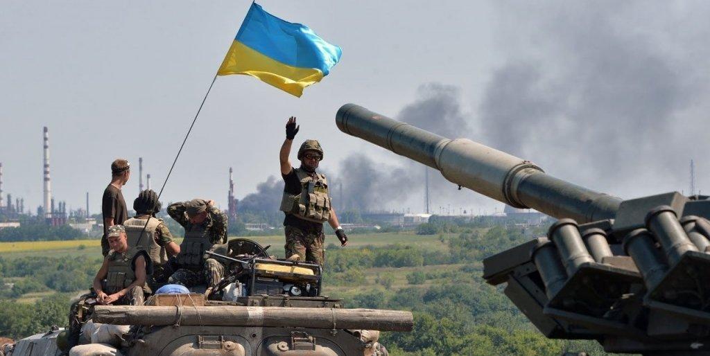"""""""Наркоманів та алкоголіків, які іменуються солдатами """"ЛНР"""" та """"ДНР"""", ми виб'ємо дуже швидко"""""""