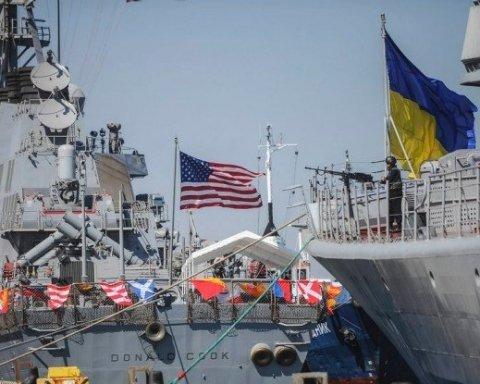 """В Одесі стартували ювілейні військові навчання """"Сі Бриз"""""""