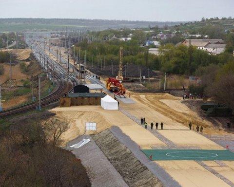 Стало известно, для чего на самом деле Кремль строит железную дорогу в обход Украины