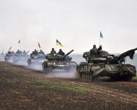 Украинцам показали мощные тренировки танкистов ВСУ