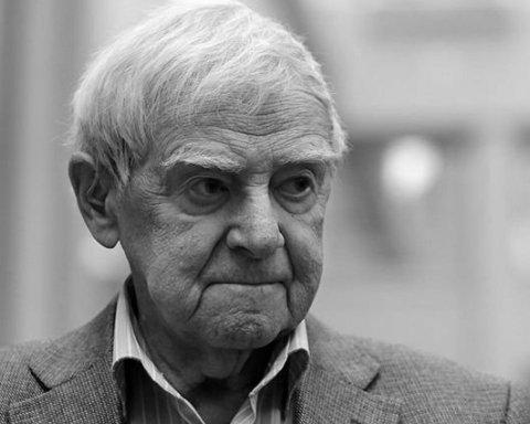 Умер известный российский писатель — сторонник единства Украины