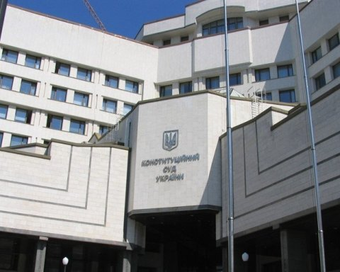 Розпуск Ради: Зеленський зробив заяву у Конституційному Суді