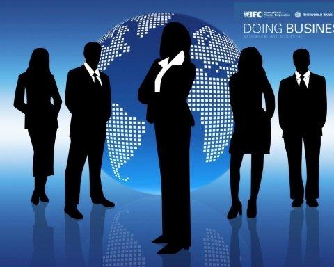 Світовий банк оцінить стан України для рейтингу Doing Business