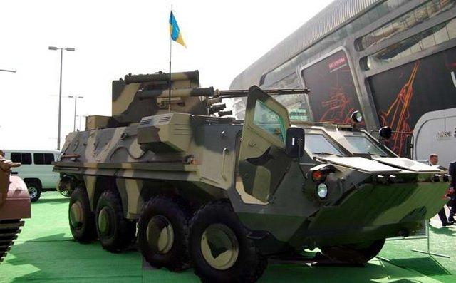 ВСУ втекущем году получат неменее 10 тыс. единиц вооружения итехники