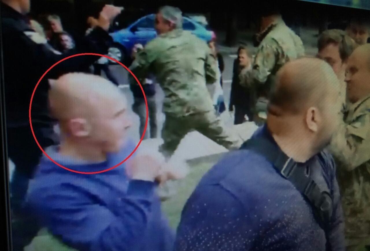 Схвачен очередной подозреваемый поделу остолкновениях вДнепре 9мая