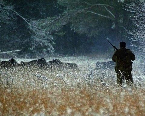 На Львівщині син під час полювання застрелив батька, є фото