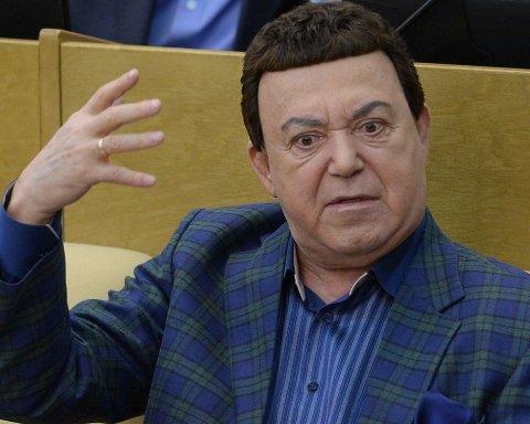 Кобзона позбавили  ще одного «почесного звання» на Донбасі