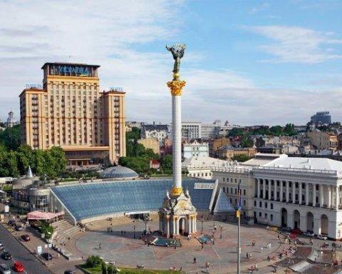 Киев побил рекорд по количеству приехавших иностранных туристов