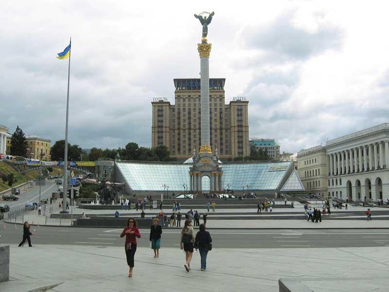 У Києві повідомили про мінування центру міста: евакуйовано багато людей