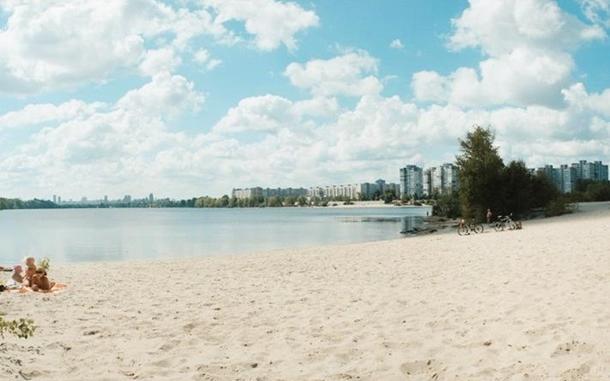 КП «Плесо» не советует купаться навсех столичных пляжах